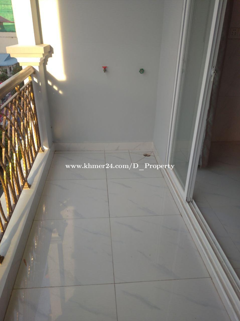 Apartment for Rent (1Bedroom; Beung Keng Kang 2)