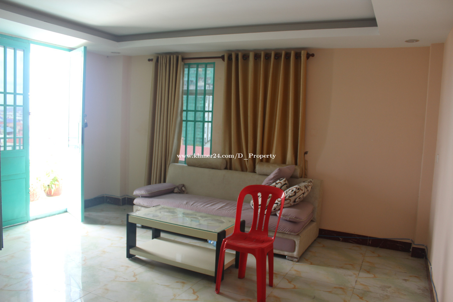 Apartment for Rent (2B; Tomnub Teuk)