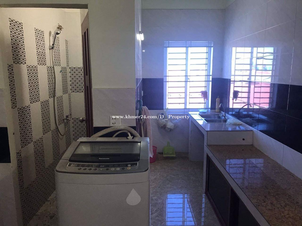 Apartment for Rent (2Bedrooms Toul Svay Prey)