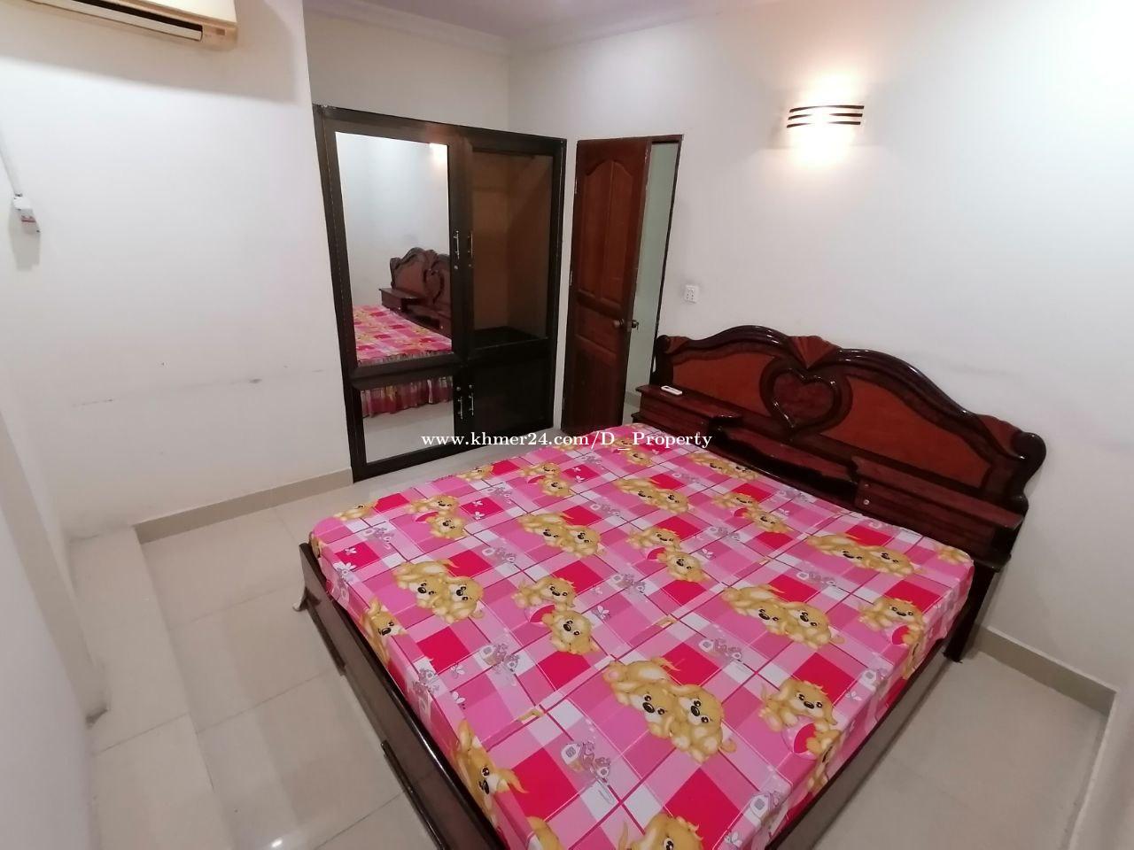 Apartment for Rent Boeung Keng Kang 3