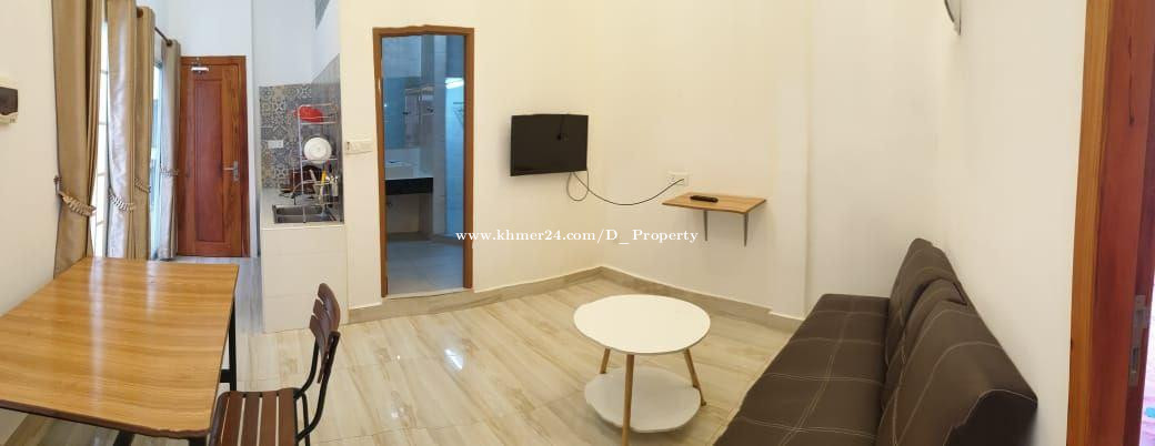Apartment for Rent Near Toul Sleng museum (1 Bedroom)