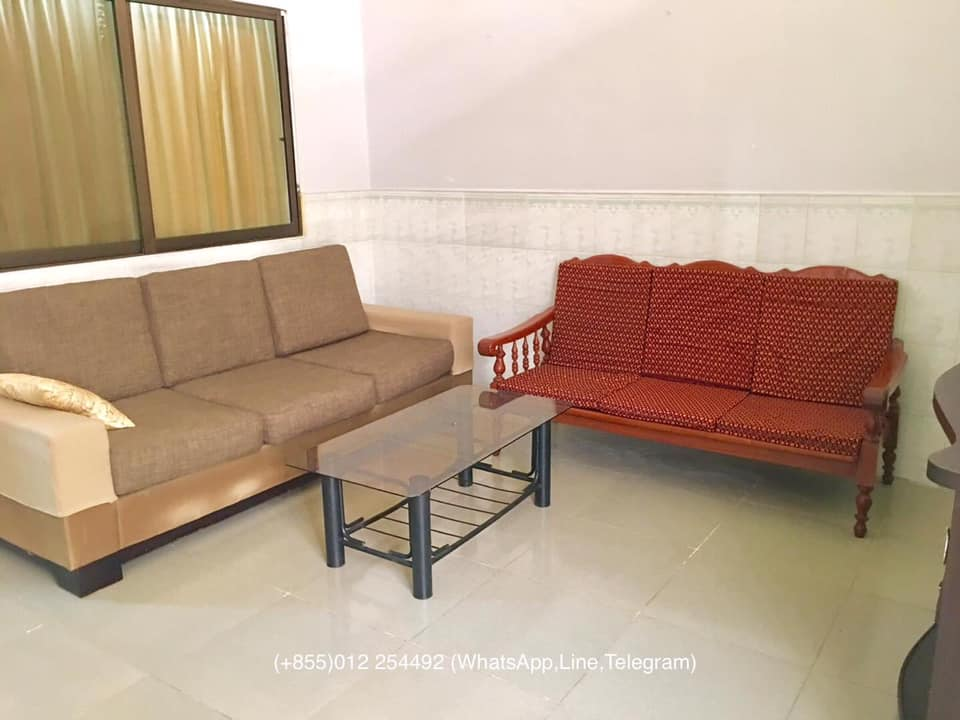 1 Bed 1 Bath Fully Furnished Apartment for Rent,Sorya Mall