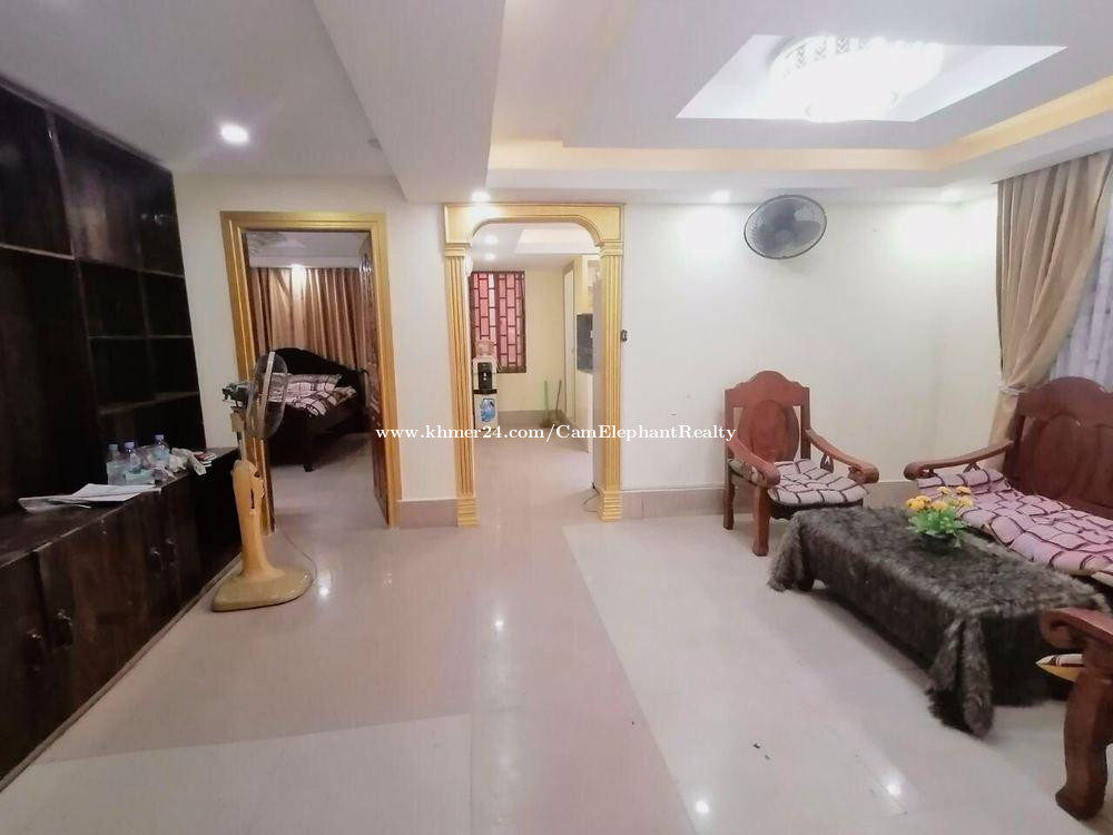 Apartment for Rent Near Tuol Sleng museum