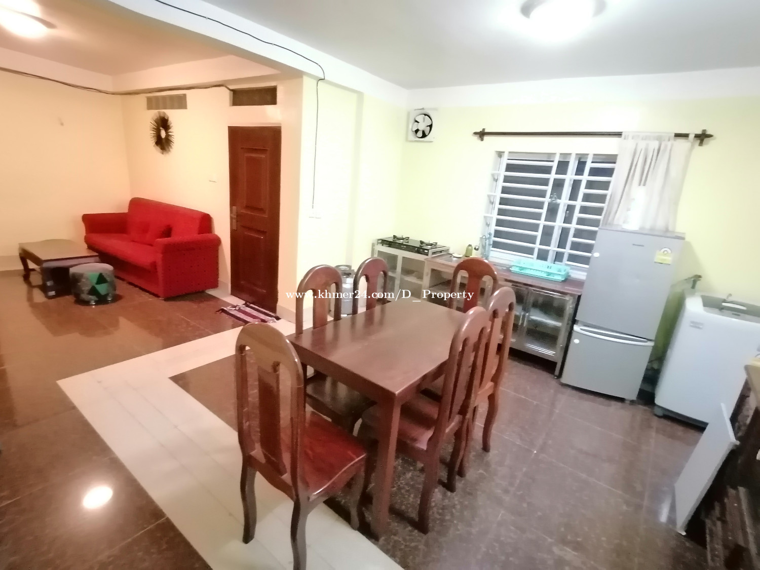 2 Bedrooms Apartment for Rent near Russian Market