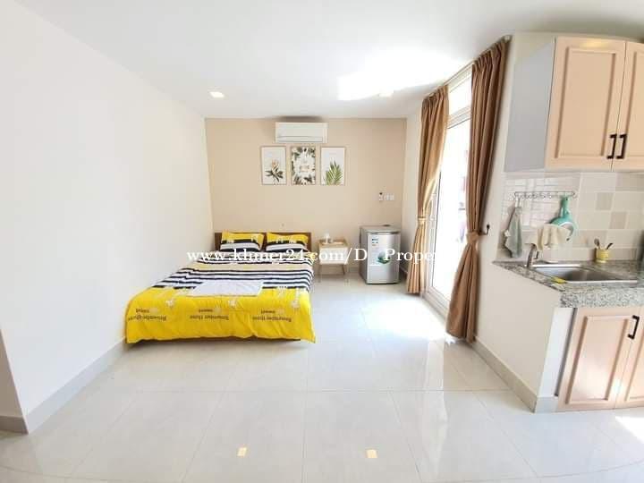 Apartment for Rent (studio; Tonle Bassac area)
