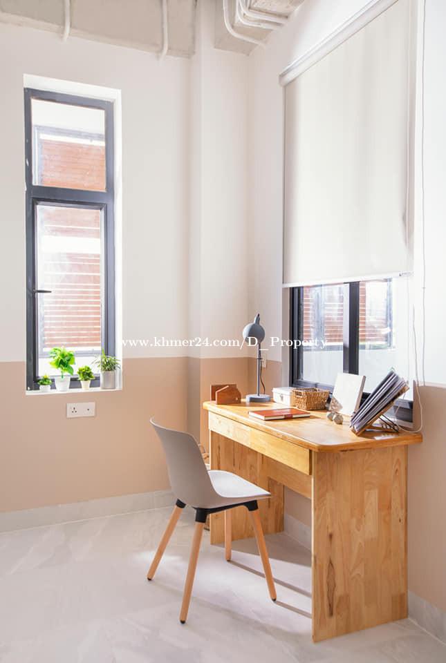 Apartment for Rent (studio room; Truk Thla area)