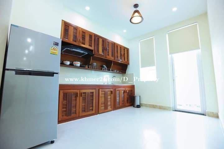 Modern Apartment for Rent (2Bedrooms; Boeung Trobek)