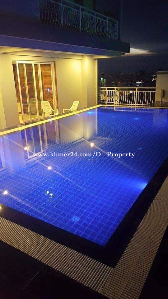 Modern Apartment for Rent (1Bedroom; BKK3)
