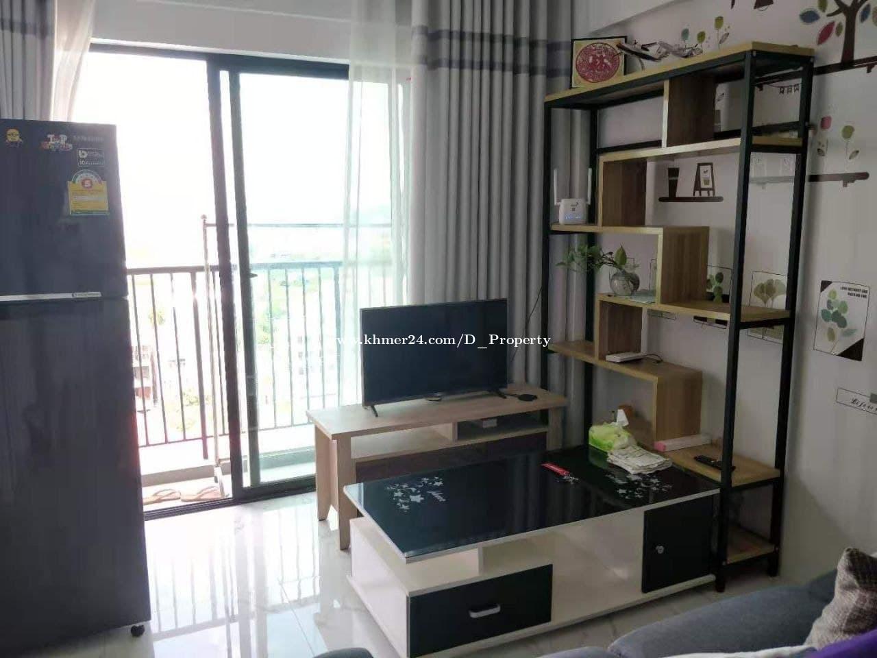Modern Condo for Rent (2 Bedroom; SenSok)