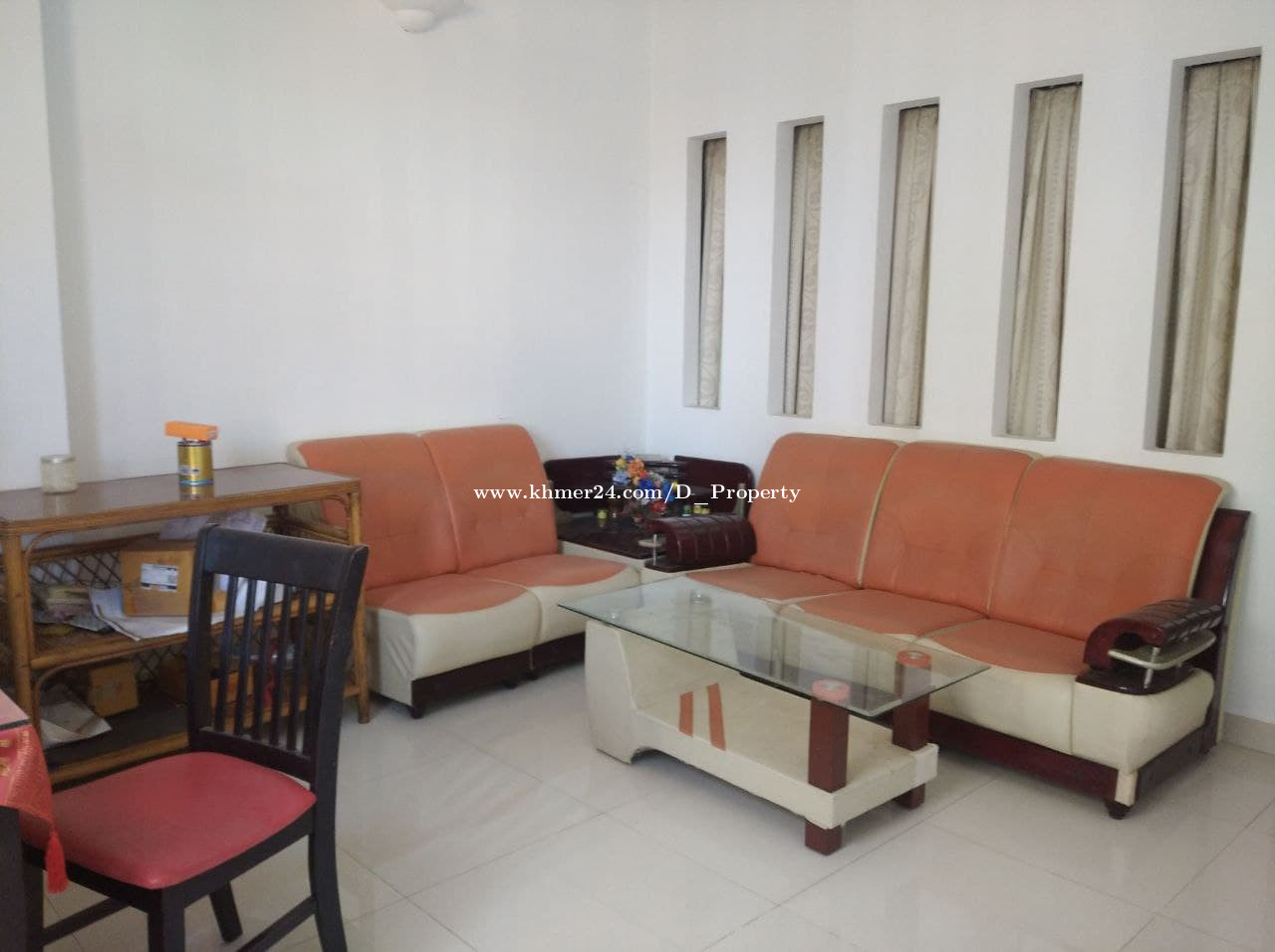 Nice Apartment for Rent (1Bedroom Boeung Trobek)