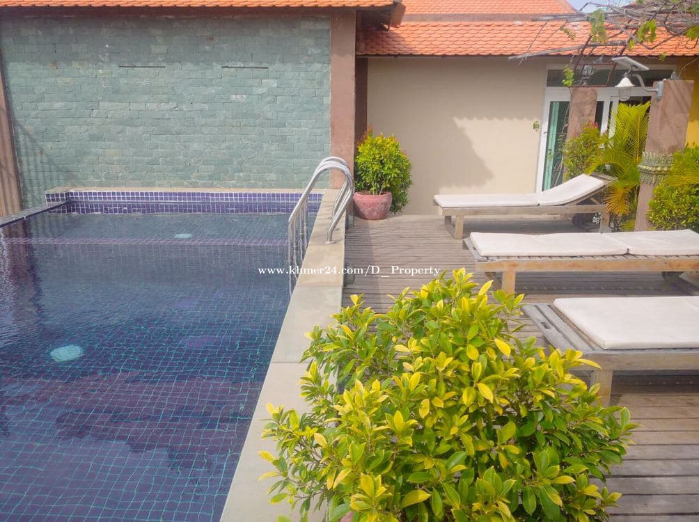 Nice Apartment for Rent (2Bedrooms; Toul Kork)
