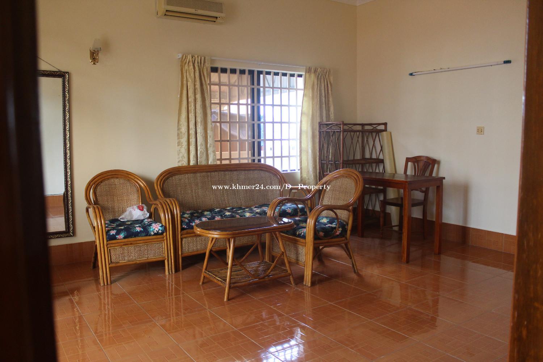 Nice Apartment for Rent (2Bedroom; BKK3 )