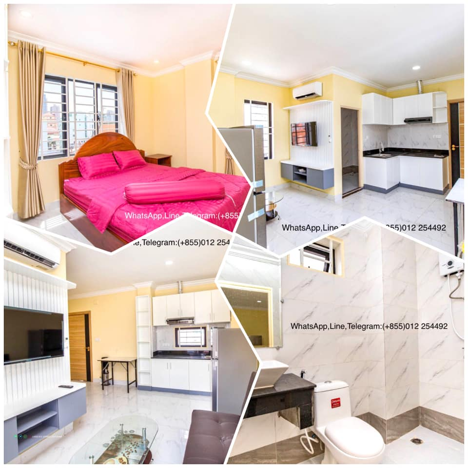 1 Bed 1 Bath Car Parking Elevator Apartment For Rent,CIA