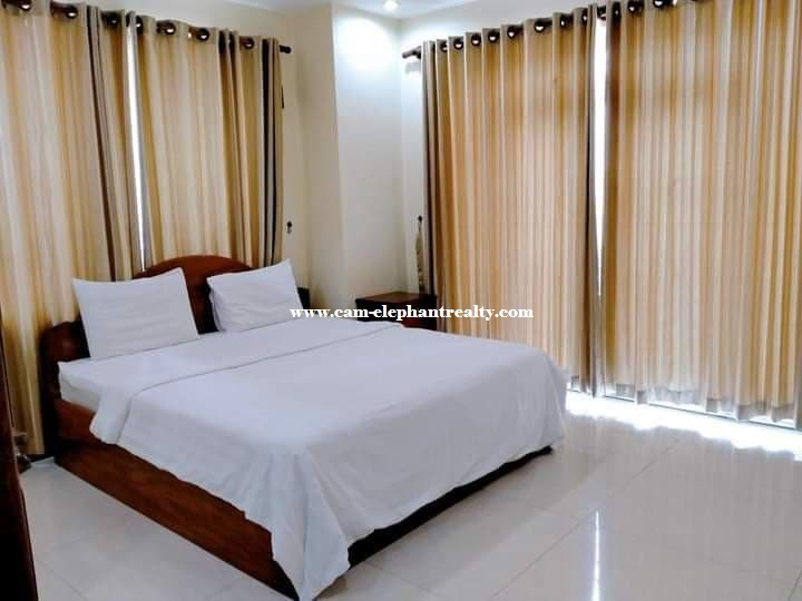 Modern Apartment for Rent (2Bedroom; Tomnob Teuk area)