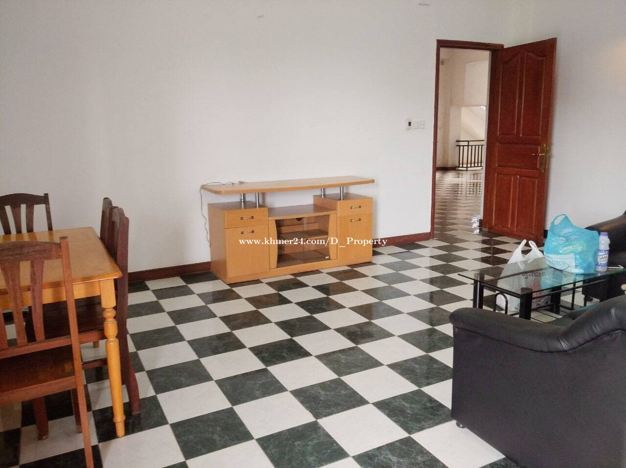 Apartment for Rent (1Bedroom: Toul Kork area)