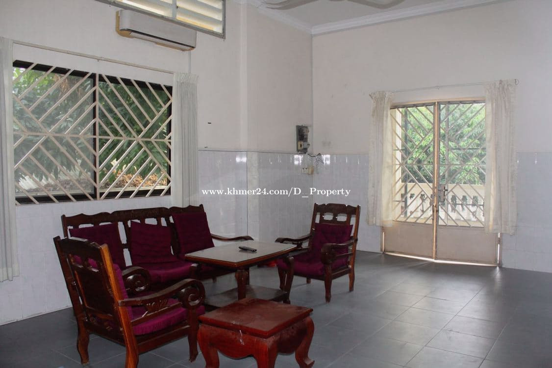 Apartment for Rent (2Bedroom: Toul Tompong area)