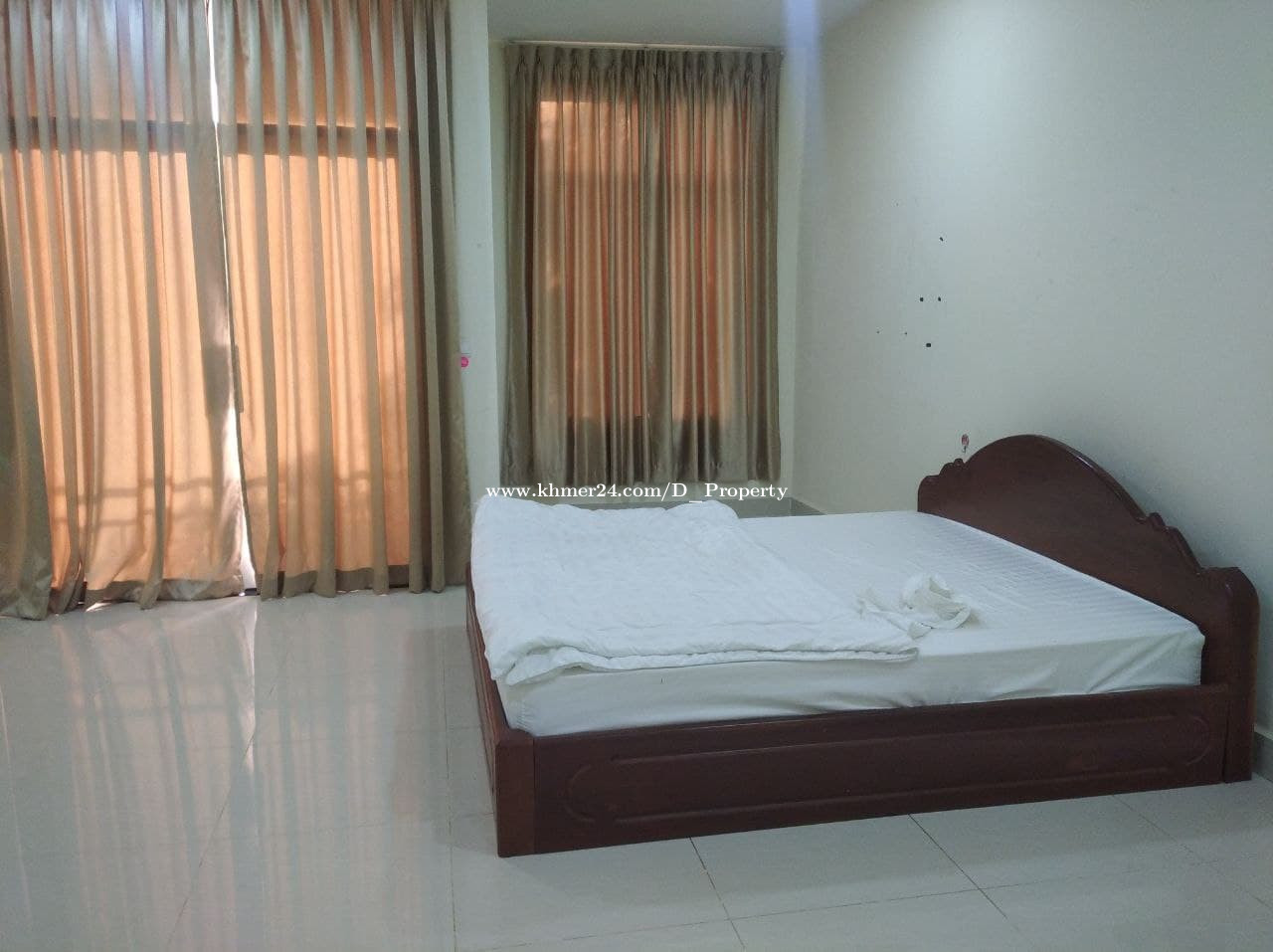 Apartment for Rent (Studio room; Toul Kork area)