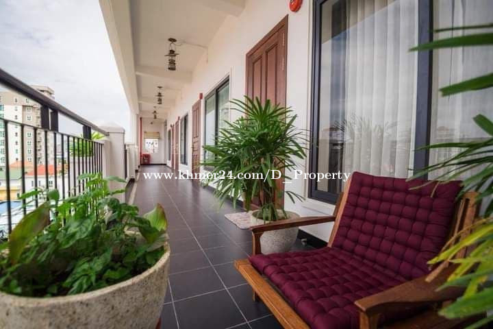 Apartment for Rent (Studio room Toul Tompong area)