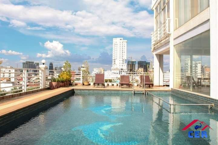 Western and Luxury Apartment for Rent (2Bedroom: Toul Tompong area)