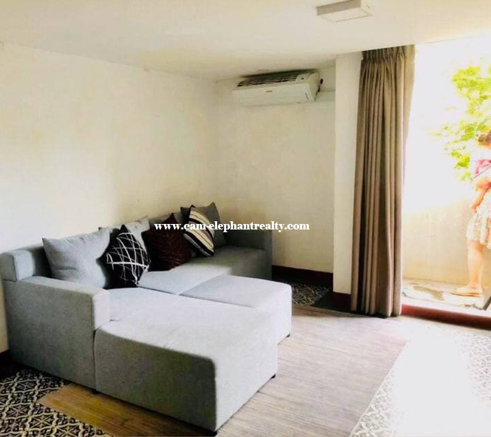 1 Bedroom Apartment for Rent at SenSok Area