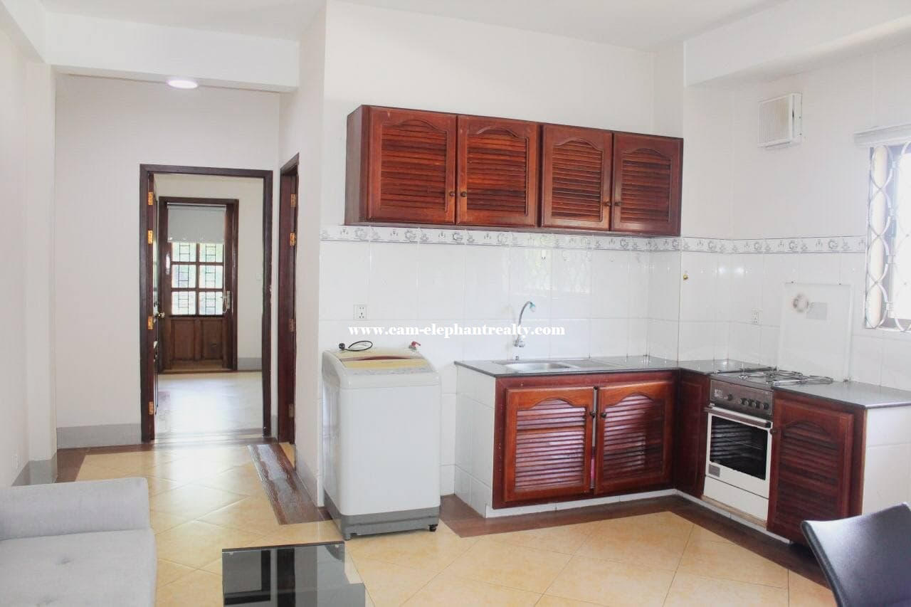 Apartment for Rent at Boeng Keng Kang 2