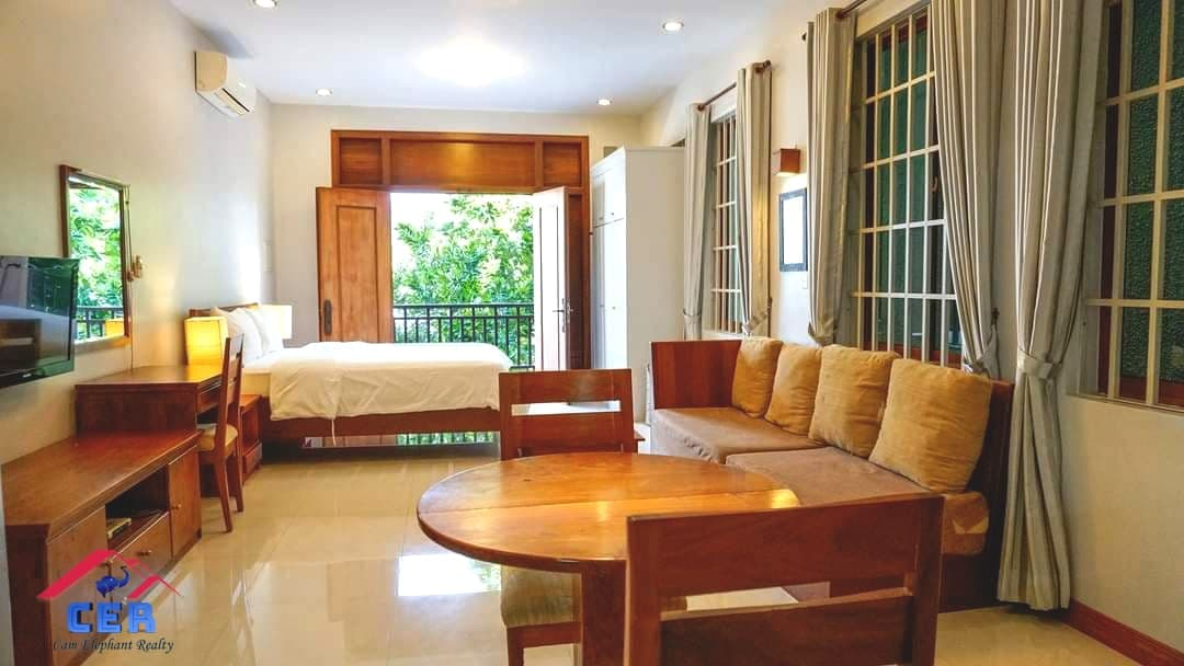 Apartment for Rent (Studio Room; Toul Tompong area)
