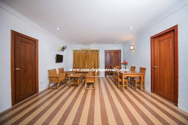 Apartment for Rent (1 Bedroom; Boeung Tompon area)