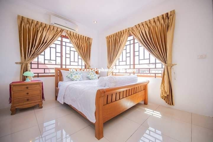 Apartment for Rent (2 Bedroom; Boeung Tompon area)