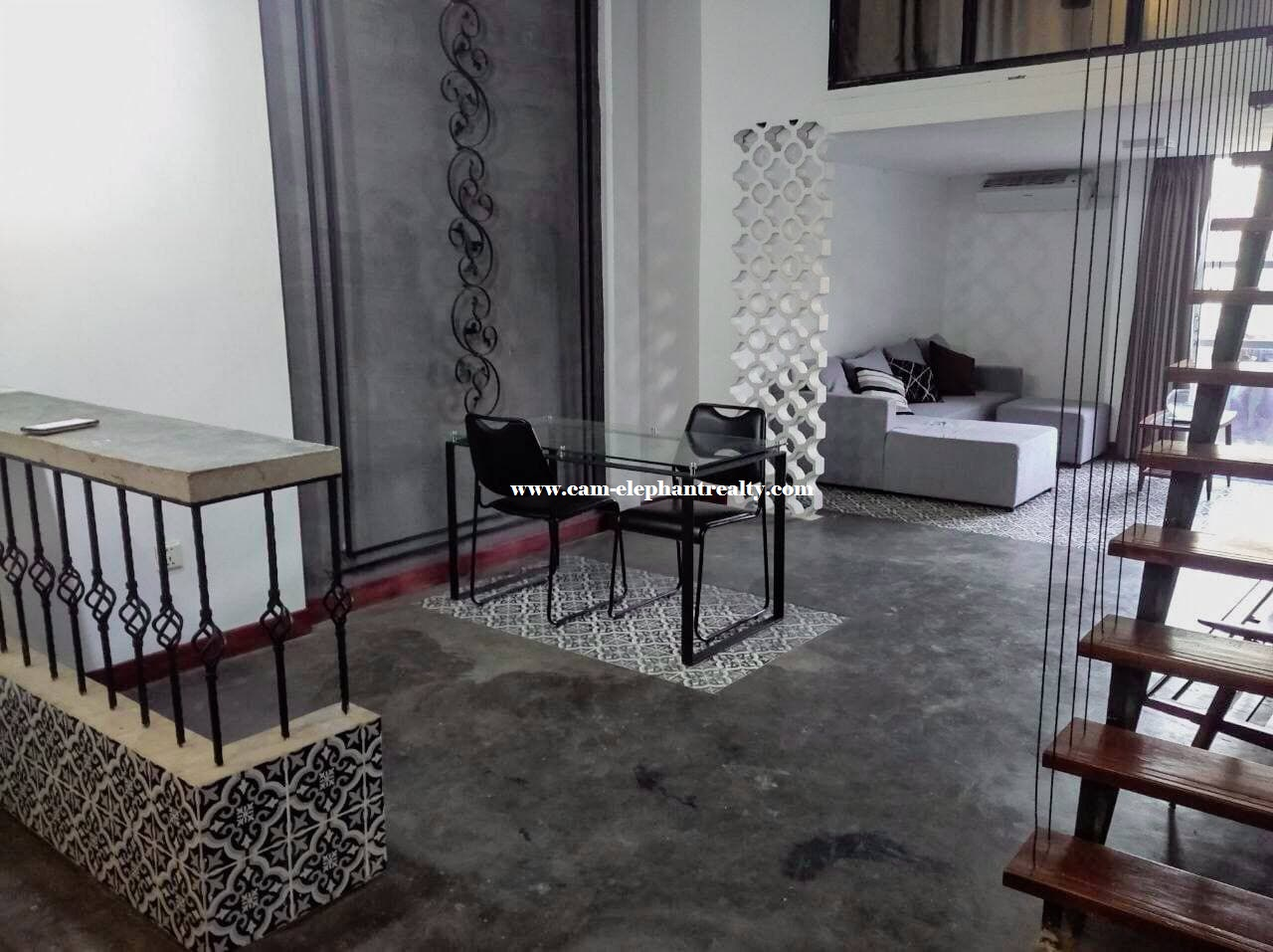 Apartment for Rent (1 bedroom; Sen Sok area)