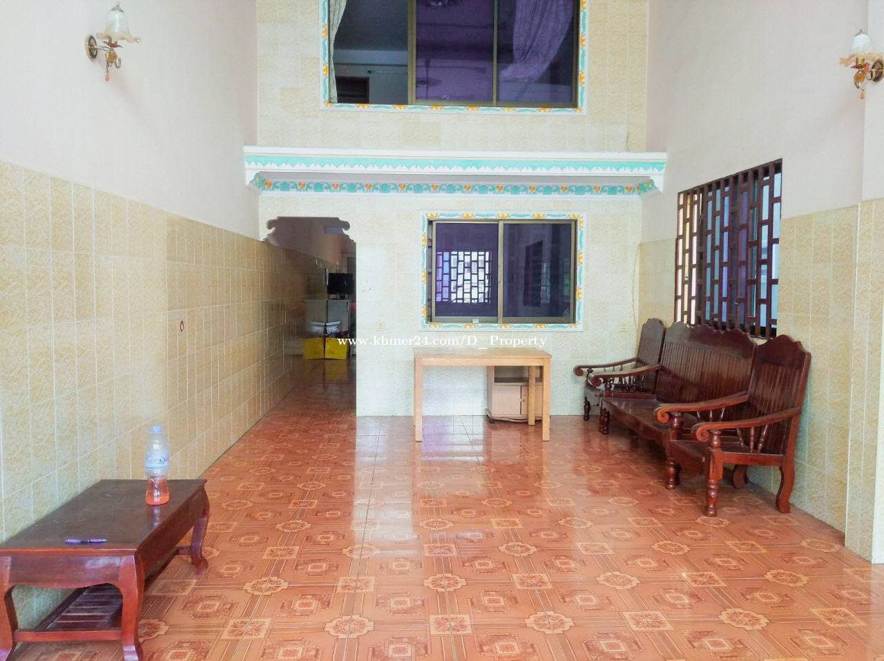 Apartment for Rent (1Bedroom; Boeung Tompon area)