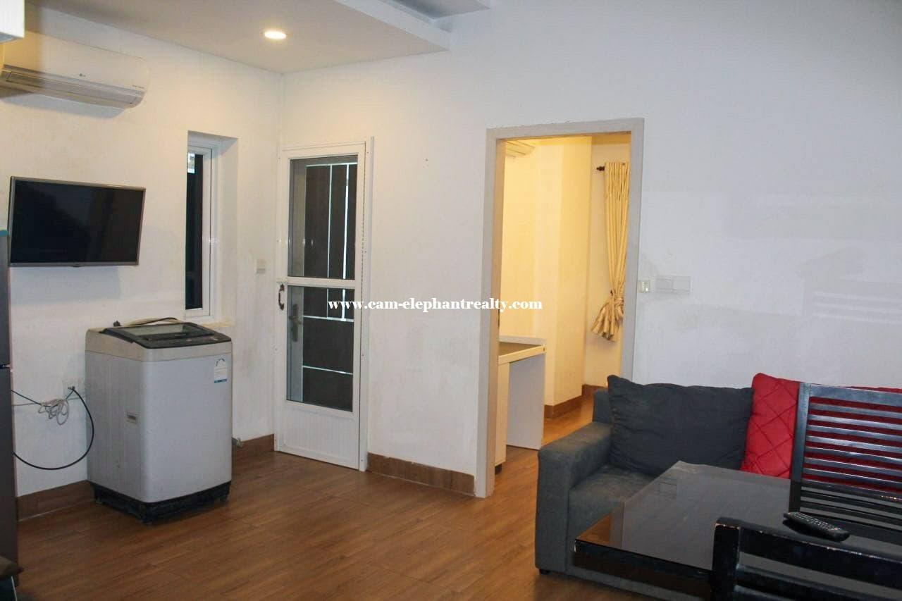 Condo for Rent (1Bedroom; Boeung Trobek area)