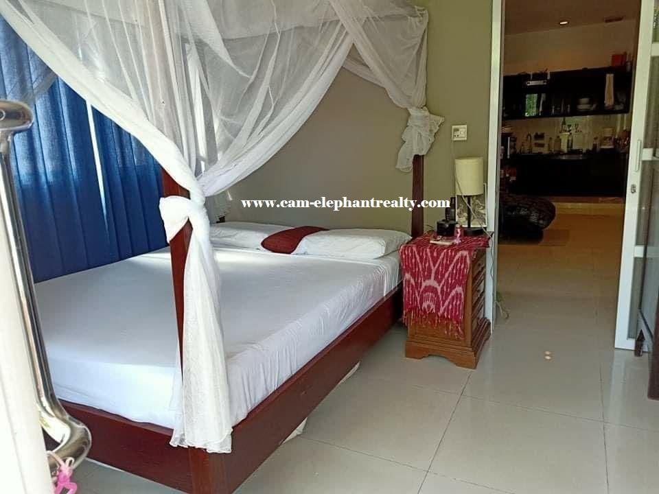 Apartment for Rent (1Bedroom; BKK1 area)