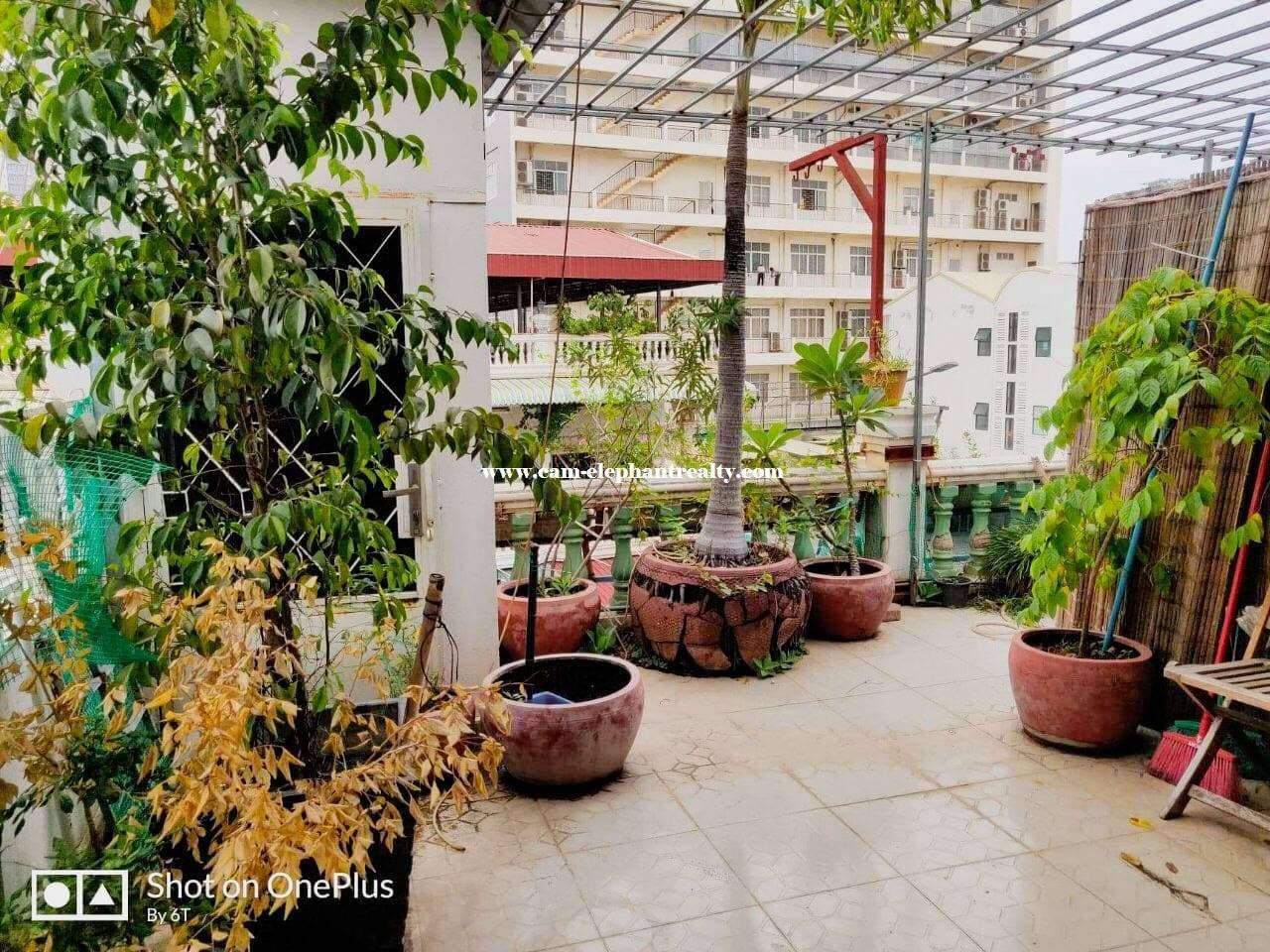 Apartment for Rent (1Bedroom; BKK3 area)