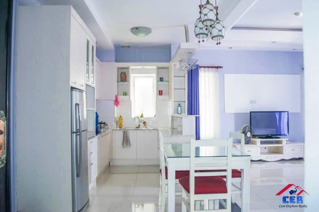 Luxury Apartment for Rent (StudioRoom; Tonle Bassac area)