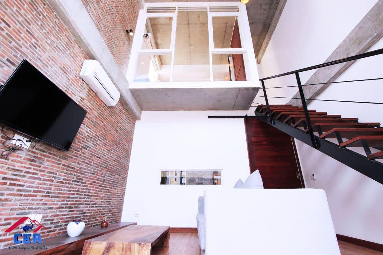 Duplex Apartment for Rent (StudioRoom; Russian Federation Blvd area)