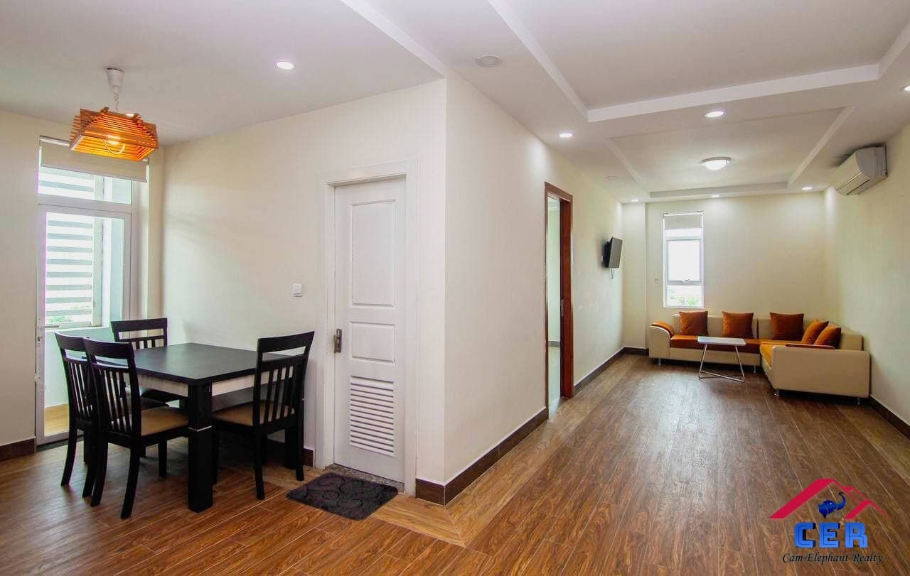 Gym service Apartment for Rent