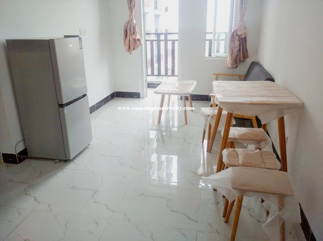 Condo for Rent (1 Bedroom; Boeung Tompon area)
