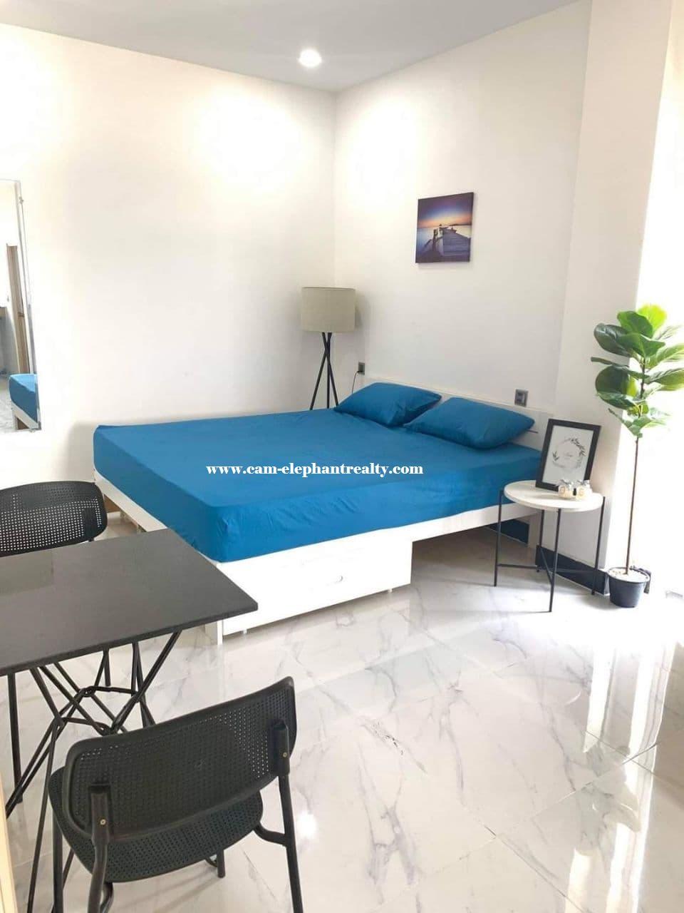 Luxury Apartment for Rent (Studio; Toul Kork area)