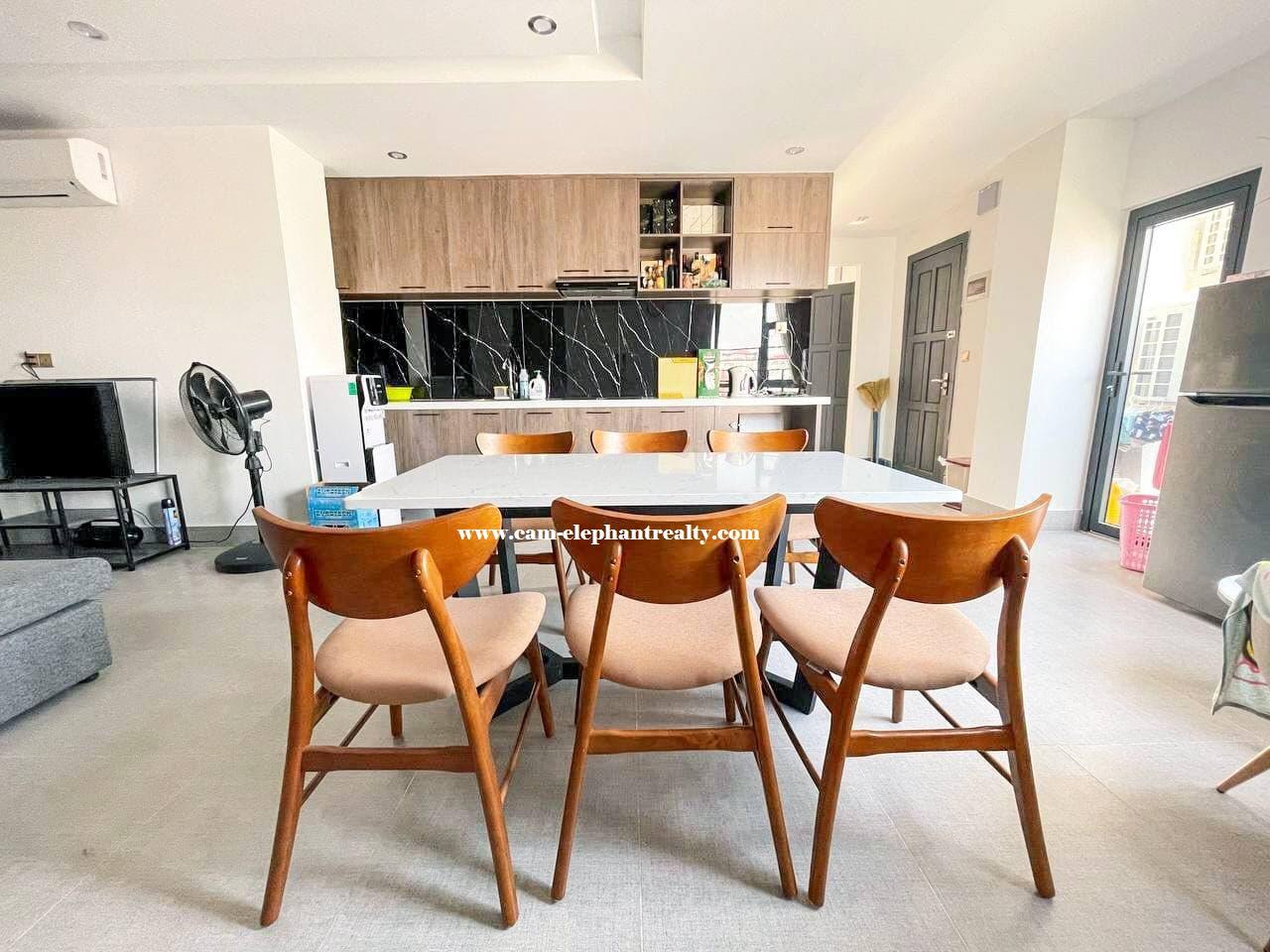 Luxury Apartment for Rent (Tomnob Teuk area)