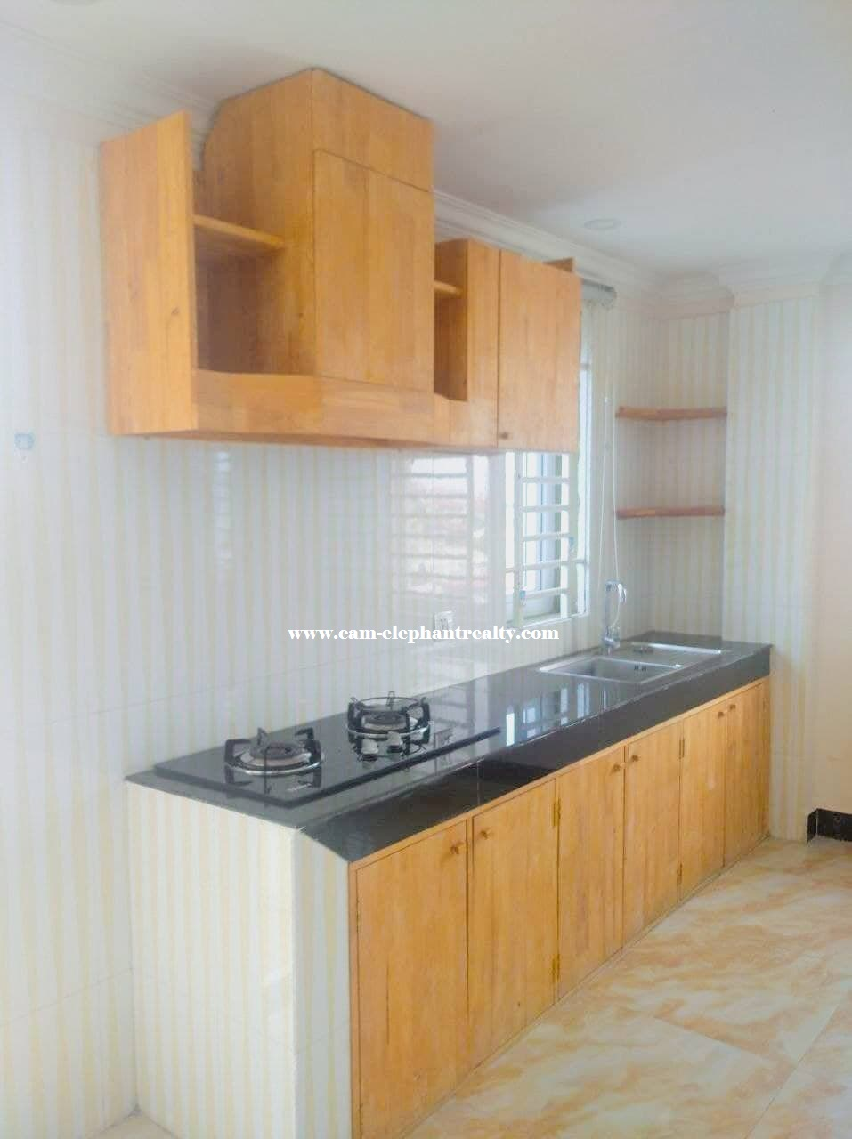 Nice Apartment for Rent (1Bedroom; Toul Kork area)