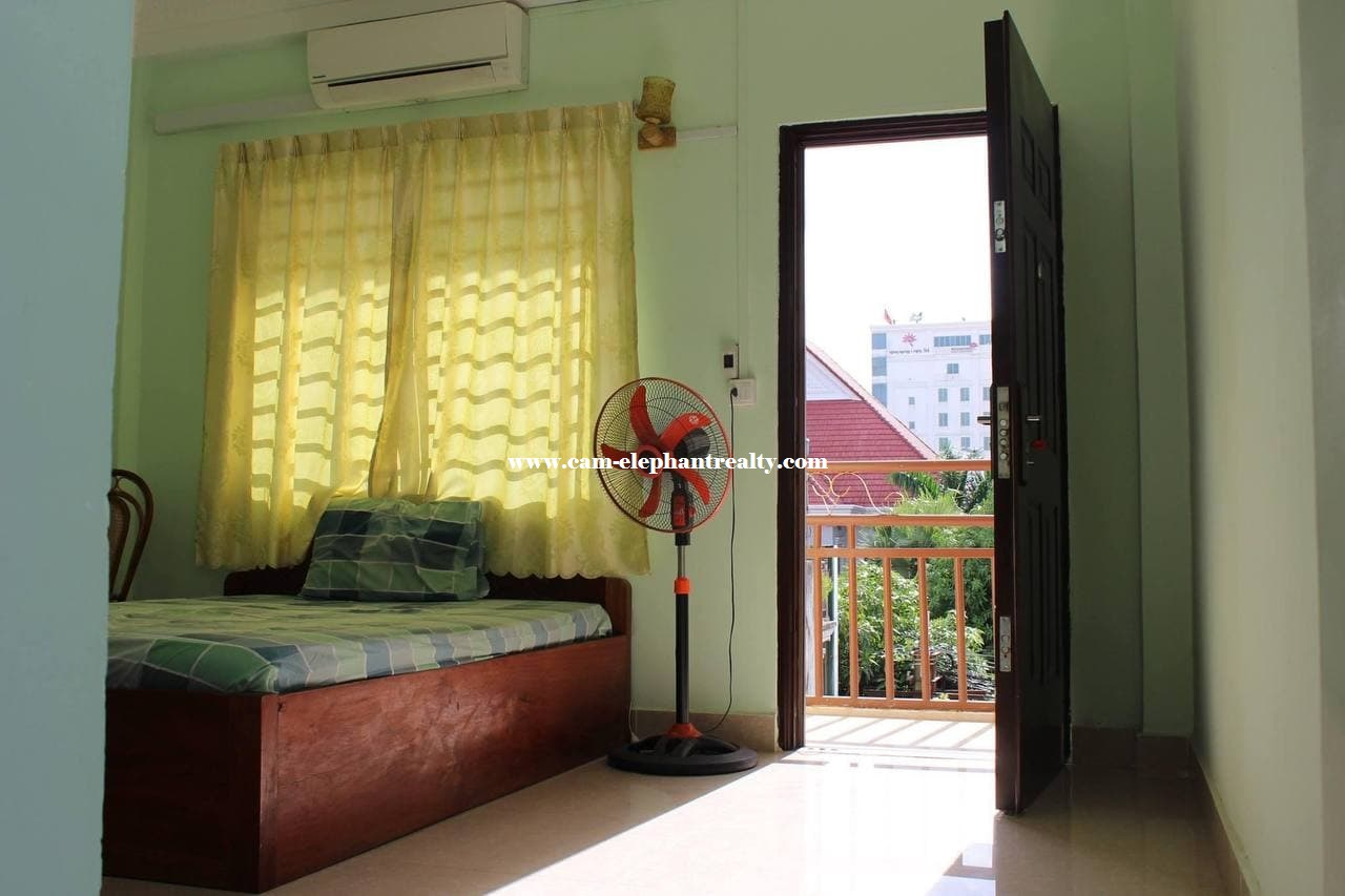 Apartment for Rent (1Bedroom; Dau Penh area)