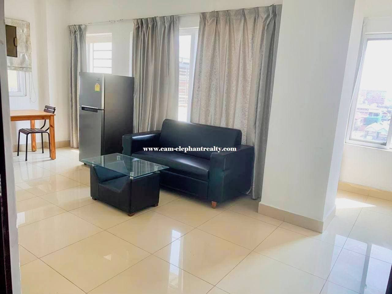 Apartment for Rent (2Bedroom; Monk Hospital area)