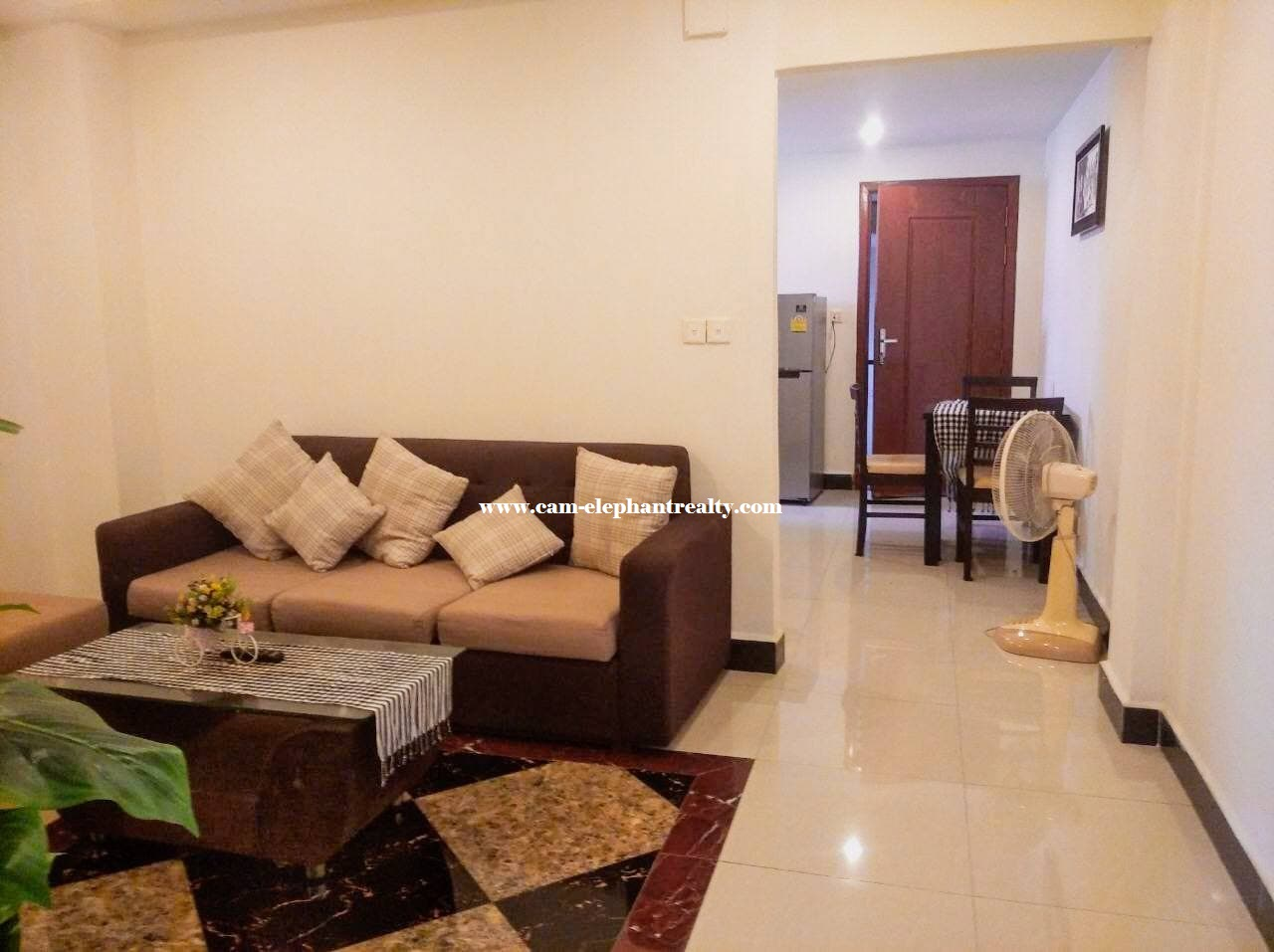Apartment for Rent (1Bedroom; Soriya Mall area)