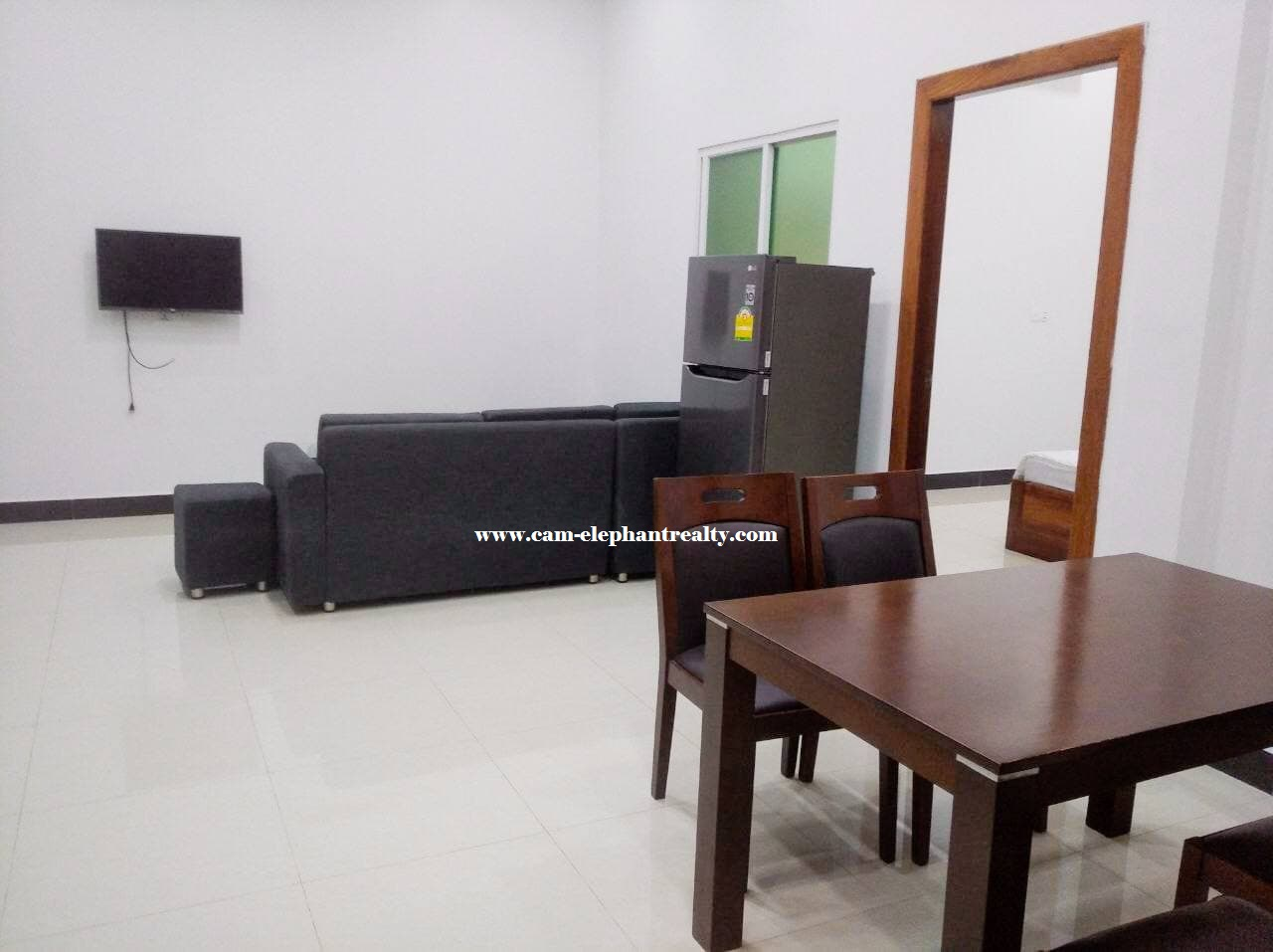 Apartment for Rent (2Bedroom; Toul Tompong area)