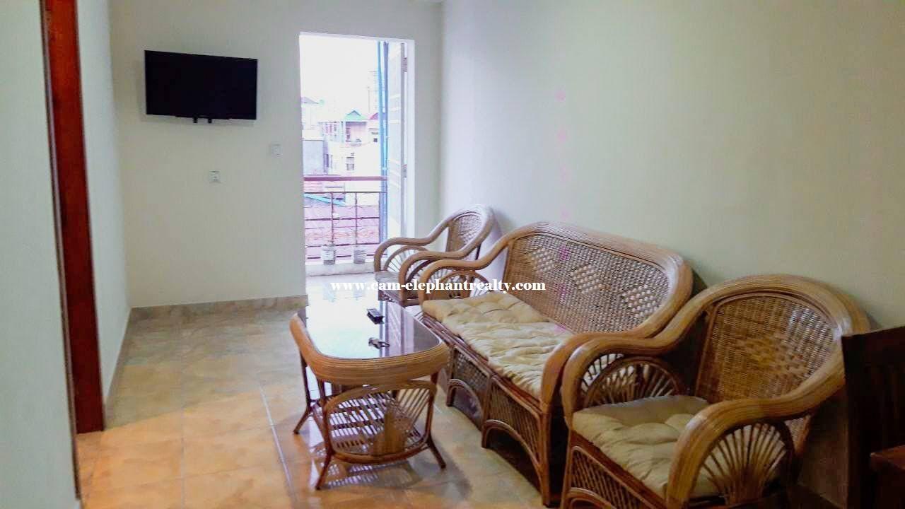Apartment for Rent (1Bedroom; Boeng Keng Kang2)