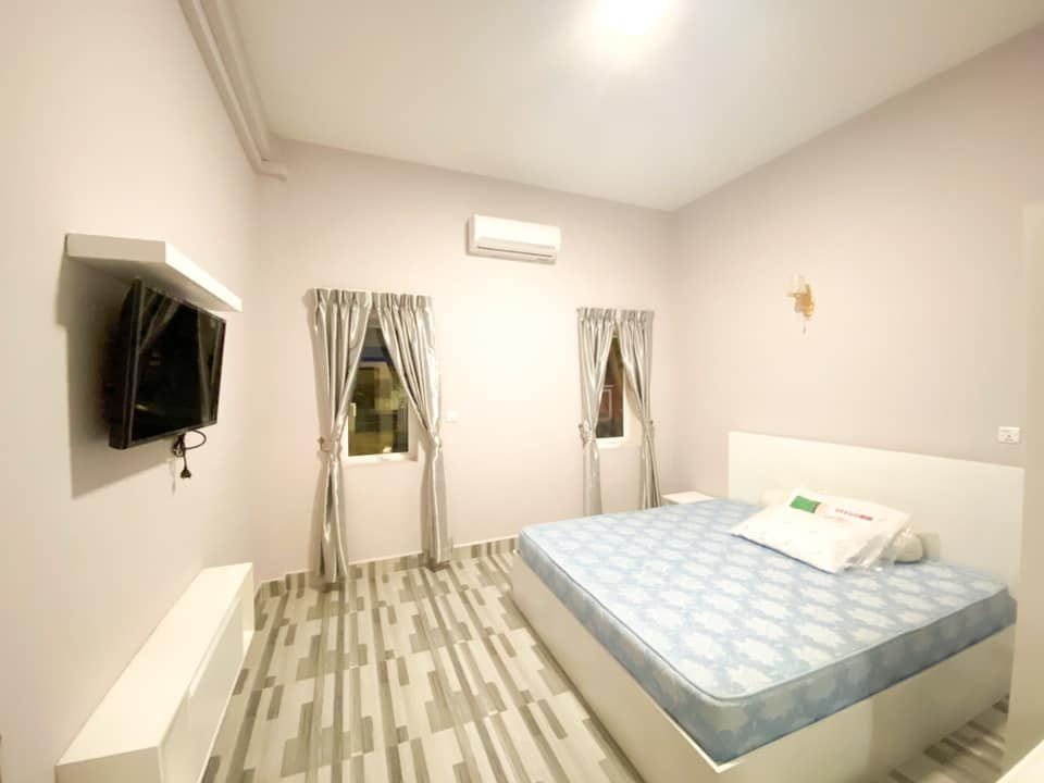 Apartment for Rent (1 Bedroom; Toul Tompong area)
